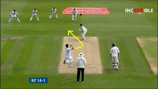 Top 12 Insane Swing bowling in Cricket Compilation