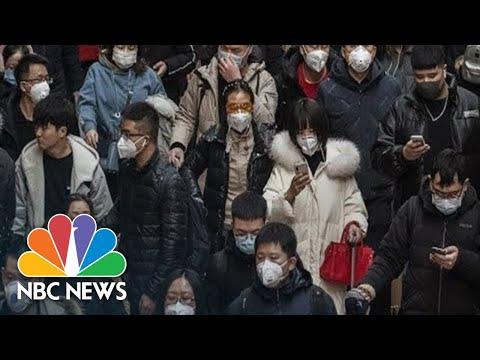 Chicago Officials Address Confirmed Coronavirus Case | NBC News (Live Stream Recording)