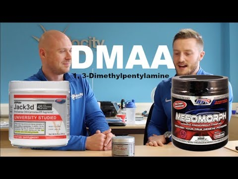 The return of DMAA? (DMBA) Is the banned substance back?