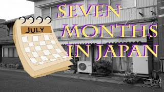 7 Months in Japan: Counting Accomplishments, Stealing Theme Songs (BGM by Hikosaemon)