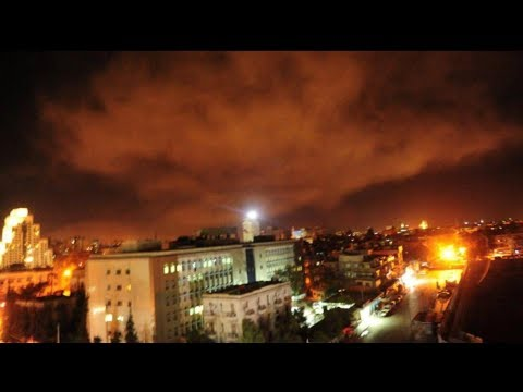 US, France and Britain launch missile strikes on Syrian weapons facilities streaming vf