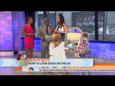 Eyes By ToGoSpa on the Today Show