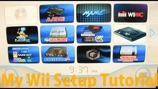 My Wii Setup Tutorial