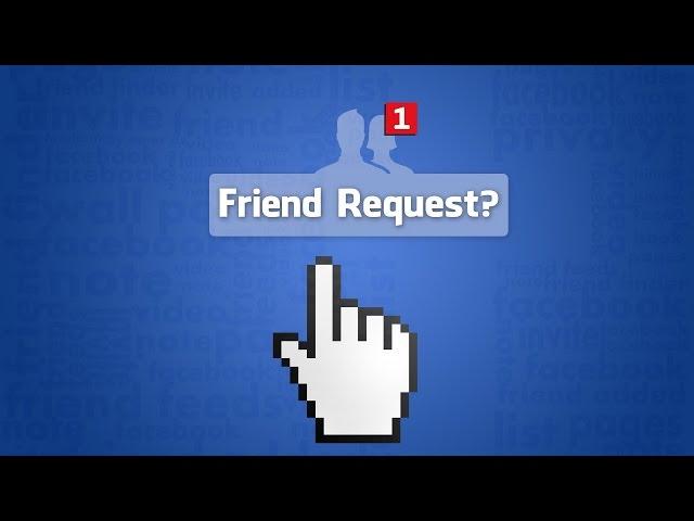 My FaceBook Friend.