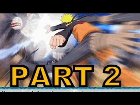 Naruto Shippuden Shinobi Rumble(NDS) Walkthrough Part 2 With Commentary