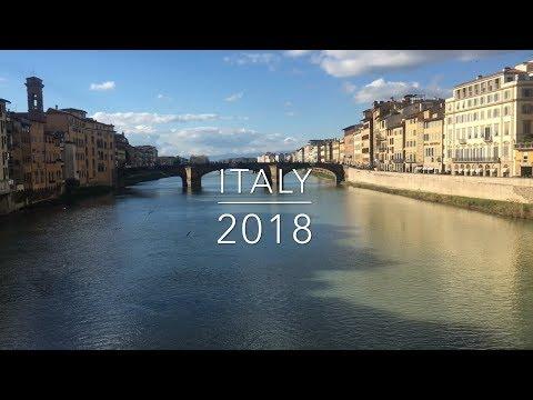 Italy & San Marino 2018
