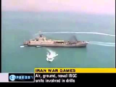 IRAN WILL DESTROY ALL U.S
