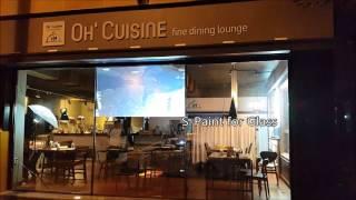 s-paint / Oh'Cuisine Gwangju,Korea /광주오퀴진