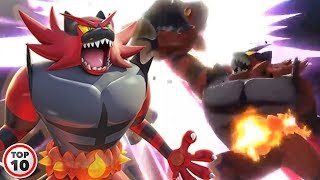 Top 10 Incineroar Facts You Need To Know Before Playing Smash