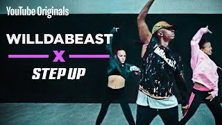 willdabeast adams swag and sauce step up high water