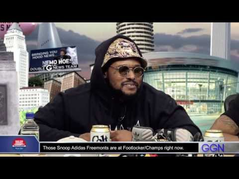 GGN Snoop & SchoolBoy Q Freestyle