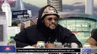 Download GGN Snoop & SchoolBoy Q Freestyle MP3 song and Music Video