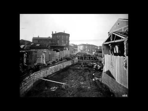 Venice(Italy) Building Construction !! 1930 Venice(Italy) Construction Video
