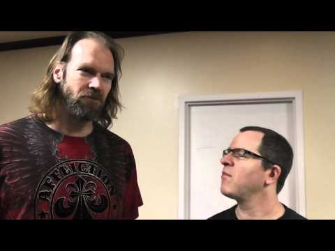 Tyler Mane 2013  Metal Rules! TV Monster Mania Convention MIchael Myers Sabretooth