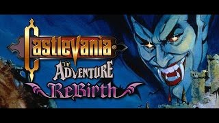 Castlevania: The Adventure ReBirth (WiiWare) Mike & Ryan