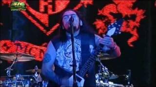Machine Head - Clenching The Fists Of Dissent ( Live )