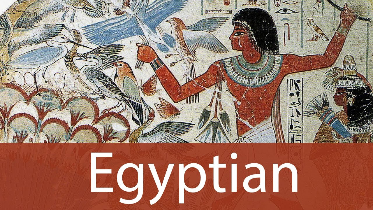 Egyptian Art History from Goodbye-Art Academy - YouTube