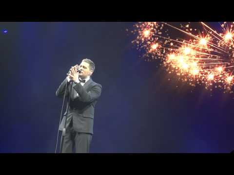 Michael Bublé - Try a little tenderness, live in Oberhausen