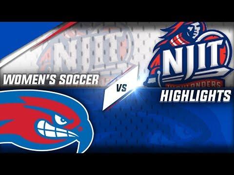 Women's Soccer: UMass Lowell vs NJIT