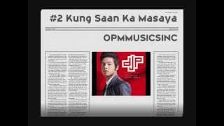 Daniel Padilla 2nd Release Album (djp) New Songs 2013