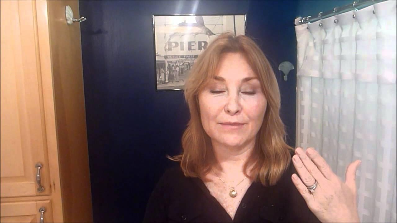 Crepey Skin Under the Eyes - YouTube