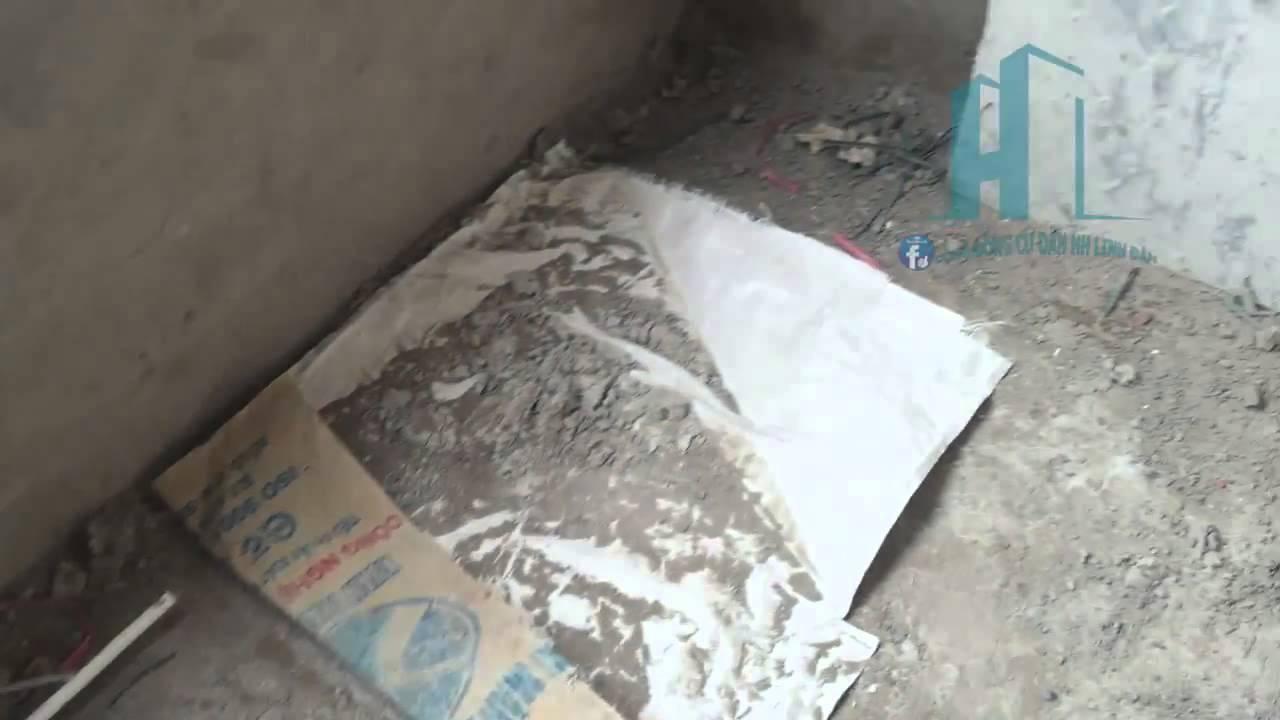 Video thực tế căn phòng tại chung cư HH1 Linh Đàm