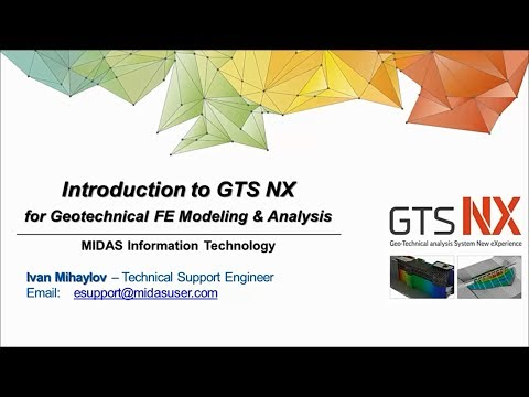 GTS NX Release Webinar: Introduction of GTS NX