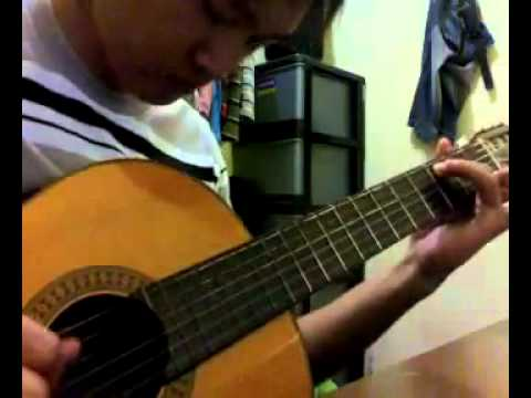 Sha La La Full House Ost Guitar Solo Youtube