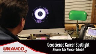 Geoscience Career Spotlight: Alejandro Soto, Planetary Scientist