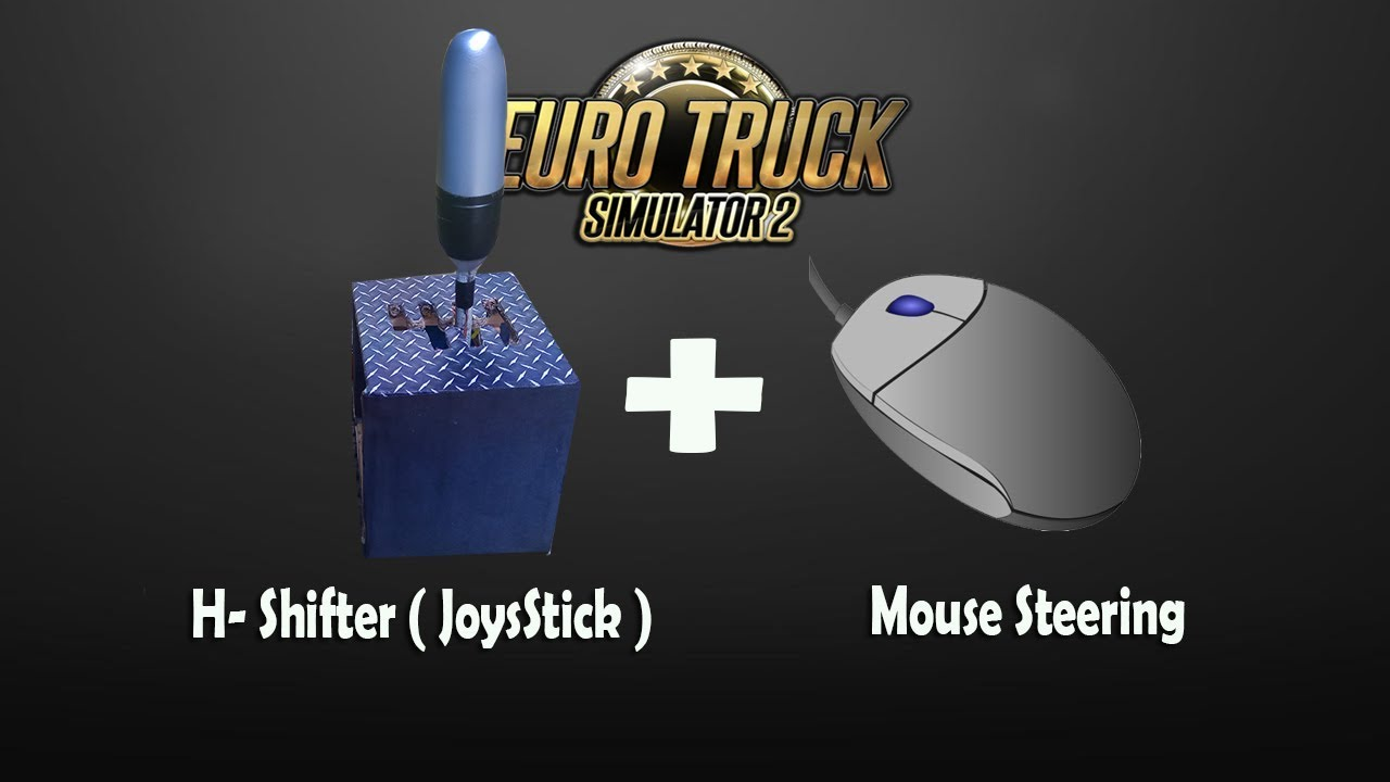 How to Setting Mouse Steering and JoyStick in ETS2 Games