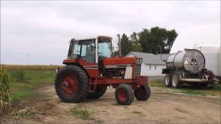 1979 International 1086 row crop tractor for sale | sold at auction October 22, 2014