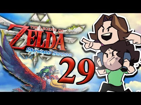 Skyward Sword: Rollin' Rollin' Rollin' - PART 29 - Game Grumps