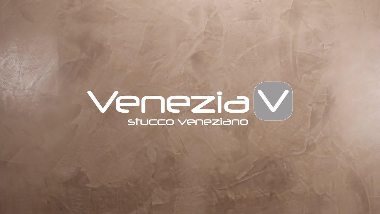 VENEZIA V Venetian stucco - YouTube