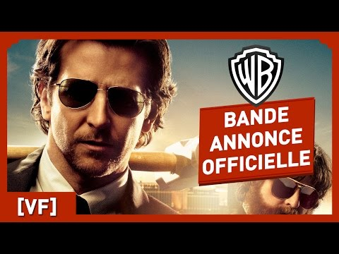 Very Bad Trip 3 - Bande Annonce Officielle (VF) - Bradley Cooper / Zach Galifianakis / Todd Phillips poster