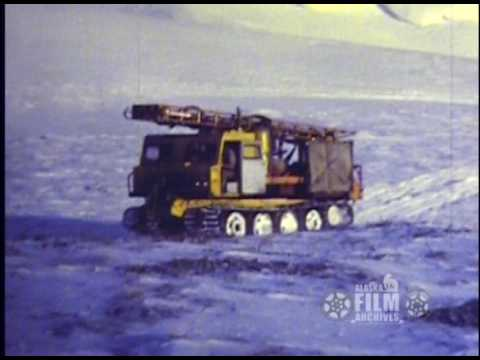 Early 1970s oil exploration on Alaska's North Slope