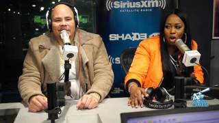 Fat Joe And Remy Ma on Shade 45 with The Heavy Hitters