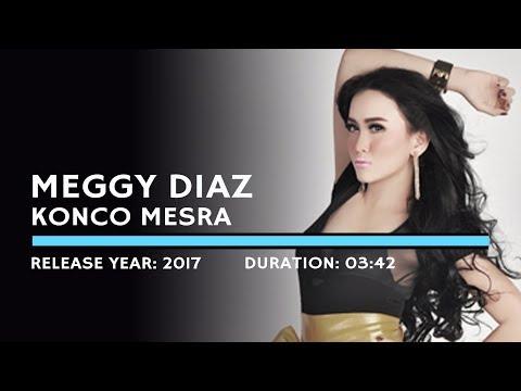 Meggy Diaz - Konco Mesra (Lyric) | versi indonesia