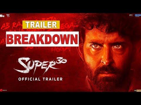 Super 30 Trailer Breakdown Hrithik Roshan  Vikas Bahl