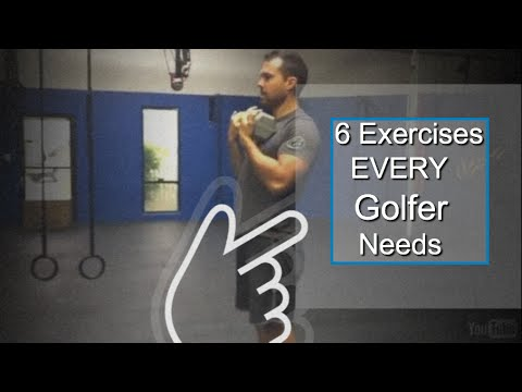 6 Exercises for Every Golfer
