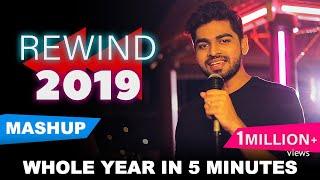 2019 Rewind Mashup Top Tamil Hits In 5 Minutes Joshua Aaron