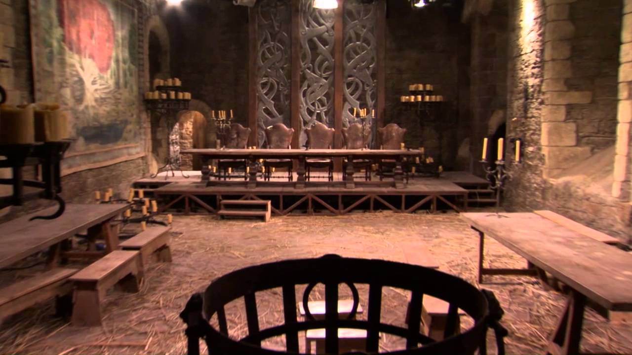 Game of Thrones Season 1: Episode #1 - Creating Winterfell (HBO ...