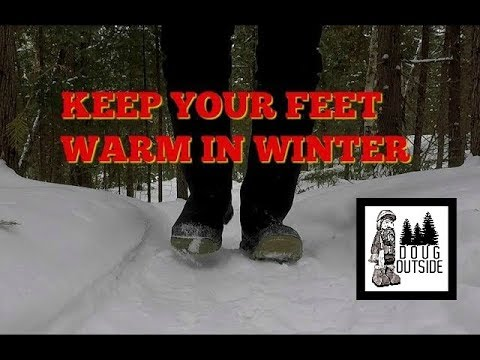 Quick Tip -Keep Your Feet Warm In Winter