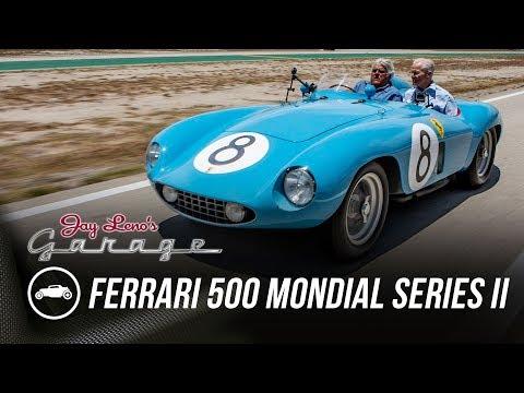 1955 Ferrari 500 Mondial Series II - Jay Leno's Garage