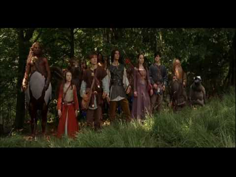 Prince Caspian Deleted Scene: Arrival at Aslan's How