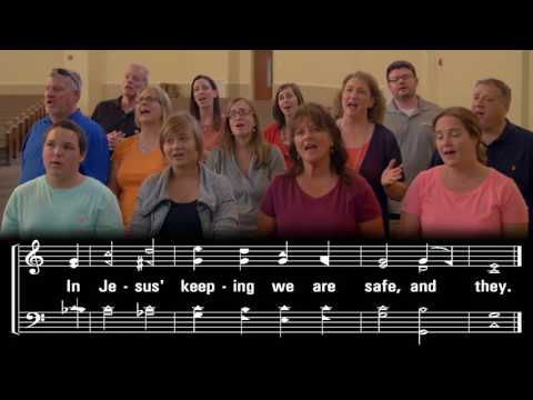 "Praise And Harmony Singers ""Peace Perfect Peace"""