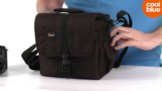 Lowepro Adventura 170 cameratas videoreview (NL/BE)