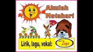 Akulah Matahari - Lagu Anak KArya Kak Zepe Tema Alam Tata SUrya Matahari Benda Langit TK PAUD.wmv Mp3
