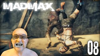 "MAD MAX Gameplay Walkthrough Part 8 - ""HOLY KNOCKOUT!!!"" 1080p HD"