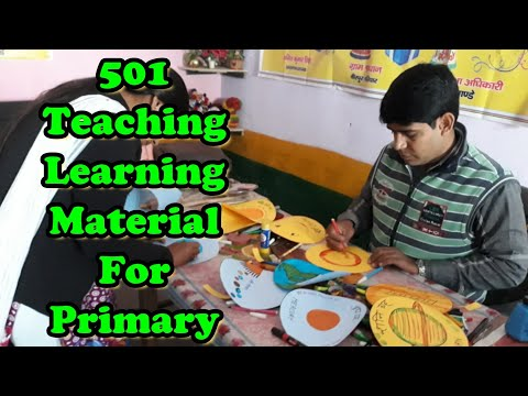 501 types of handmade TLM collection    school TLM    TEACHING AIDS    Teaching learning material  
