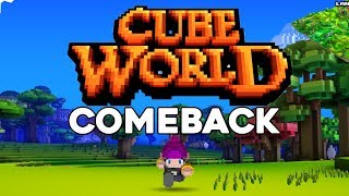 Cube World Comeback